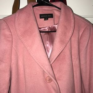 Brand new with tags! cashmere stunning coat!